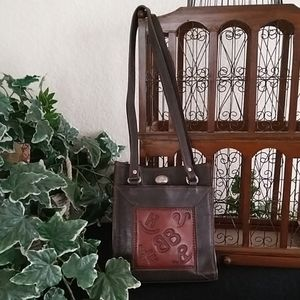 Rare Vintage American West Shoulder Bag